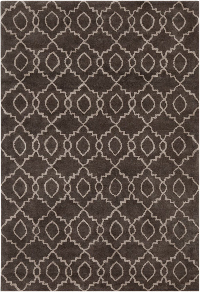 Stella 52124 5'x7'6 Brown Rug Rugs Chandra Rugs