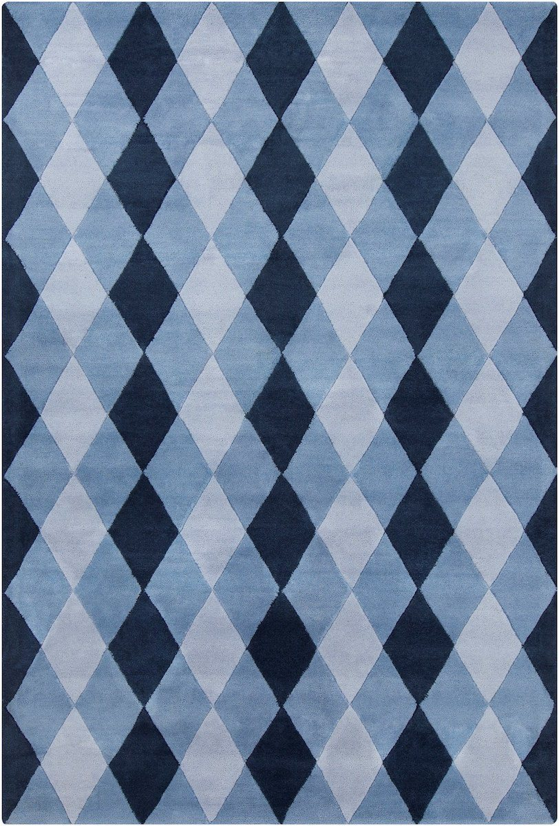 Stella 52192 8'x10' Blue Rug Rugs Chandra Rugs