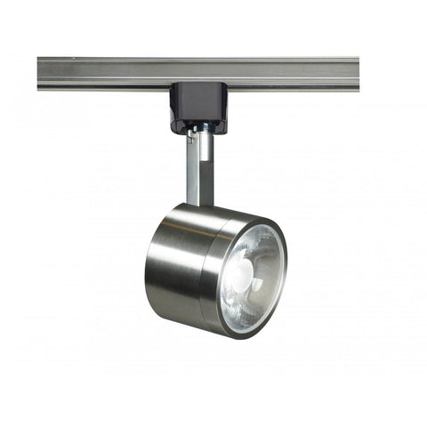Nuvo Lighting 1 Light LED 12W Track Head Round Brushed Nickel 36 Deg. Beam TH407