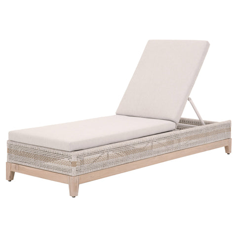 Tapestry Outdoor Chaise - Taupe