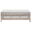 Tapestry Outdoor Coffee Table - Taupe