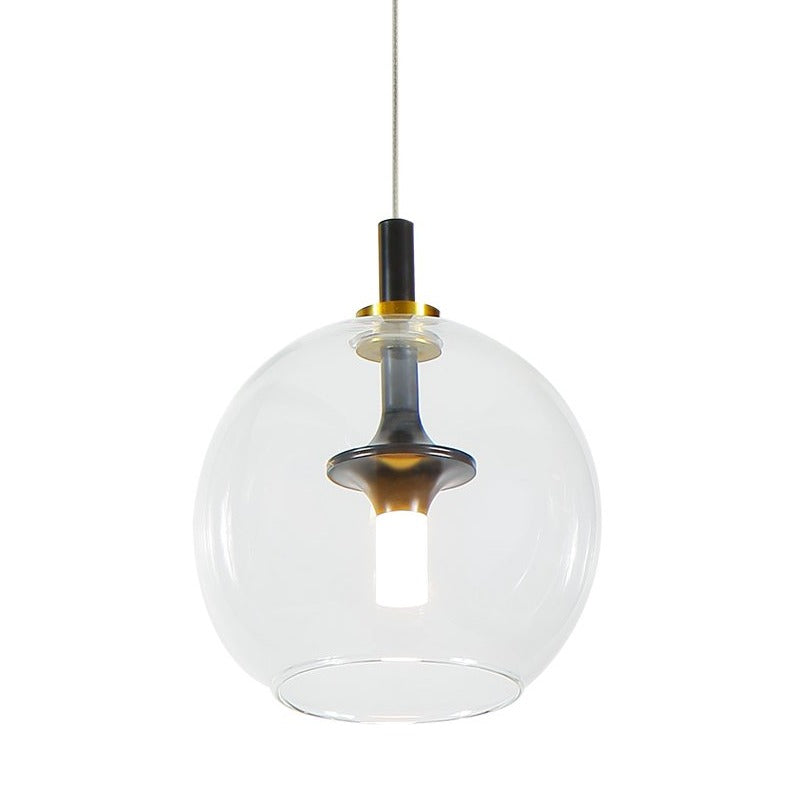 "Portofino Series 7""w Dimmable LED Mini Pendant"