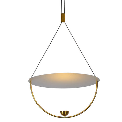 "Como Series 16""w LED Pendant"