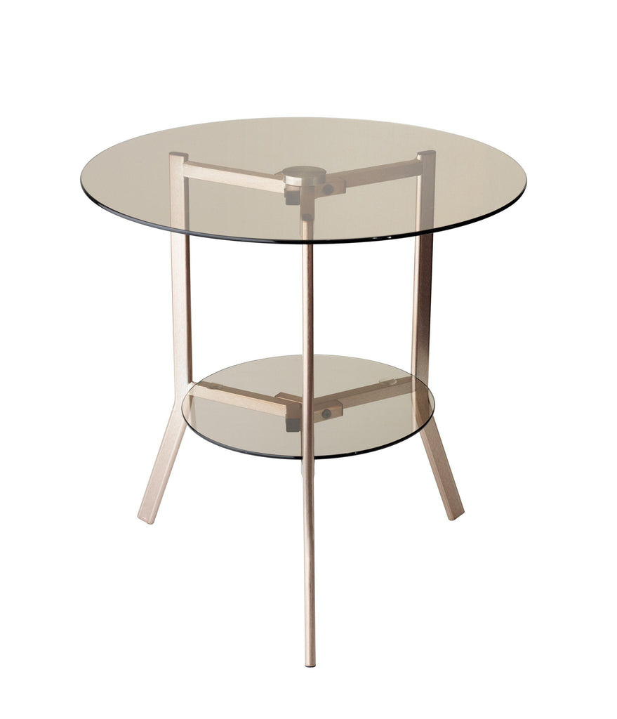 Gibson End Table Furniture Adesso Copper