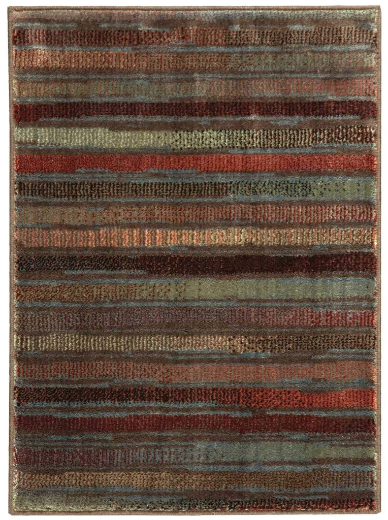 "Expressions Multicolor Rug - 7 Size Options Rugs Nourison 2' x 2'9"" mat"