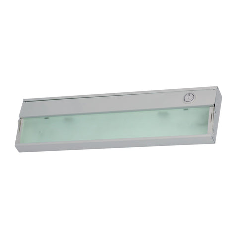 Aurora 1-Light Utility Light in Stainless Steel Indoor Lighting Thomas Lighting