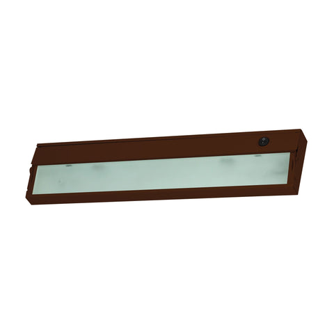Aurora 2-Light Utility Light in Bronze Indoor Lighting Thomas Lighting