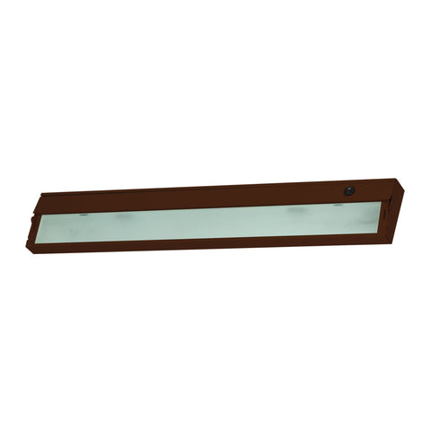 Aurora 3-Light Utility Light in Bronze Indoor Lighting Thomas Lighting