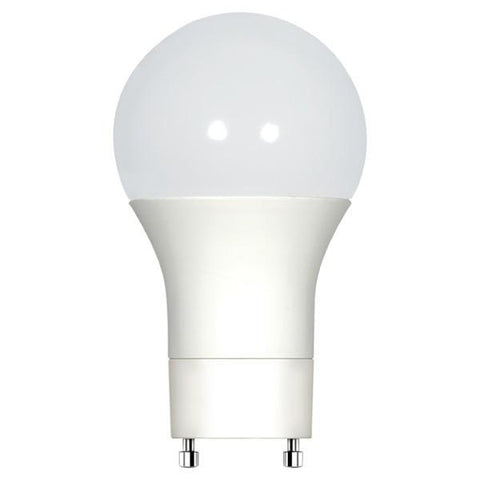 A19 LED GU24 Base LED Bulb 9W (Dimmable) - 3 or 5 Pack