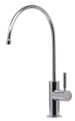Solid Polished Stainless Steel Drinking Water Dispenser Faucets Alfi
