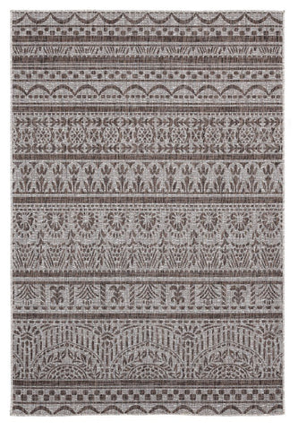 Augusta Collection Collection Rug - Brown (2 Sizes)