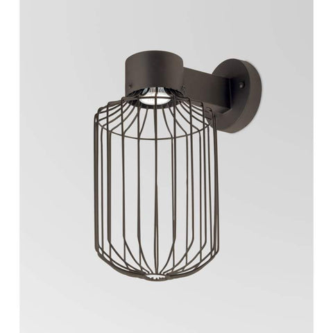 Sultana Black Wall Sconce