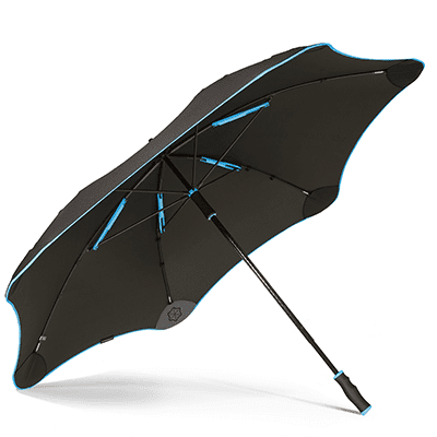 Blunt Golf G1 Sports Umbrella Black/Aqua