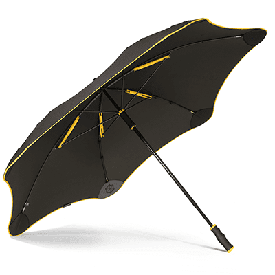 Blunt Golf G1 Sports Umbrella Black/Yellow