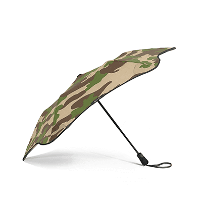 Blunt Metro Compact Umbrella Camo Black Accessories Blunt Umbrellas