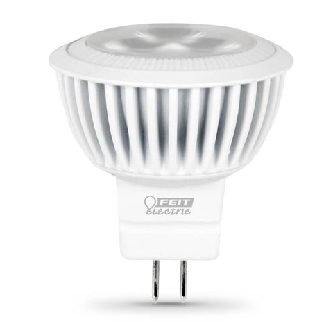 Feit Electric MR11 12 Volt Bi-Pin, non-Dimmable LED, 20 Watt Equivalent, 3000K