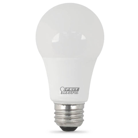 Feit Electric A19 40 Watt Equiv. LED Dimmable, Omni, 500 Lumen, 3000K