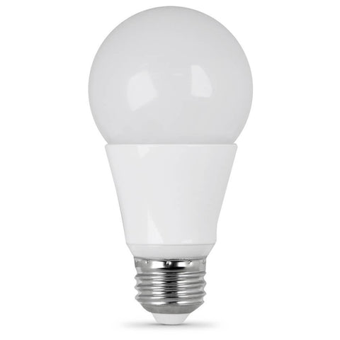 Feit Electric A19 40 Watt Equiv. LED Dimmable, Omni, 450 Lumen, 5000K