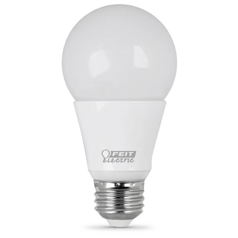 Feit Electric A19 60 Watt Equiv., Dimmable LED, Omni, 800 Lumen, 3000K