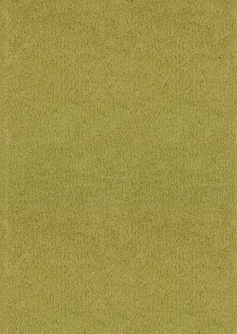 "Aria Collection Rug - Brushstrokes Lime 5'3"" x 6'"
