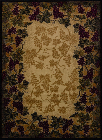 Affinity Collection Rug - Beaujolais (5 Sizes)