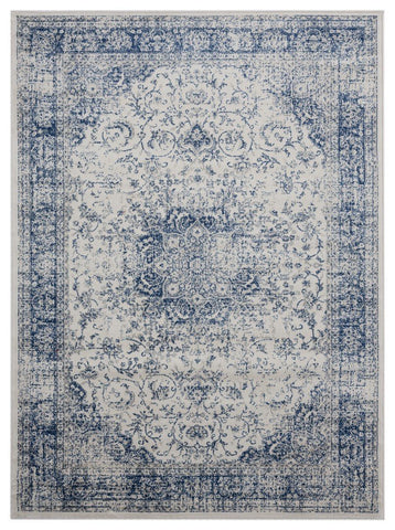 Clairmont Collection Collection Rug - Denim Blue (7 Sizes and Shapes) Rugs United Weavers Grande 10' x 12'2""