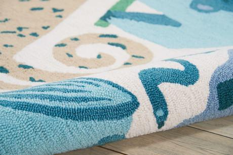 Bailey Blue Kids Rug - 3 Sizes Available