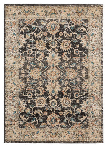 Marrakesh Collection Rug - Walnut (7 Sizes and Shapes)
