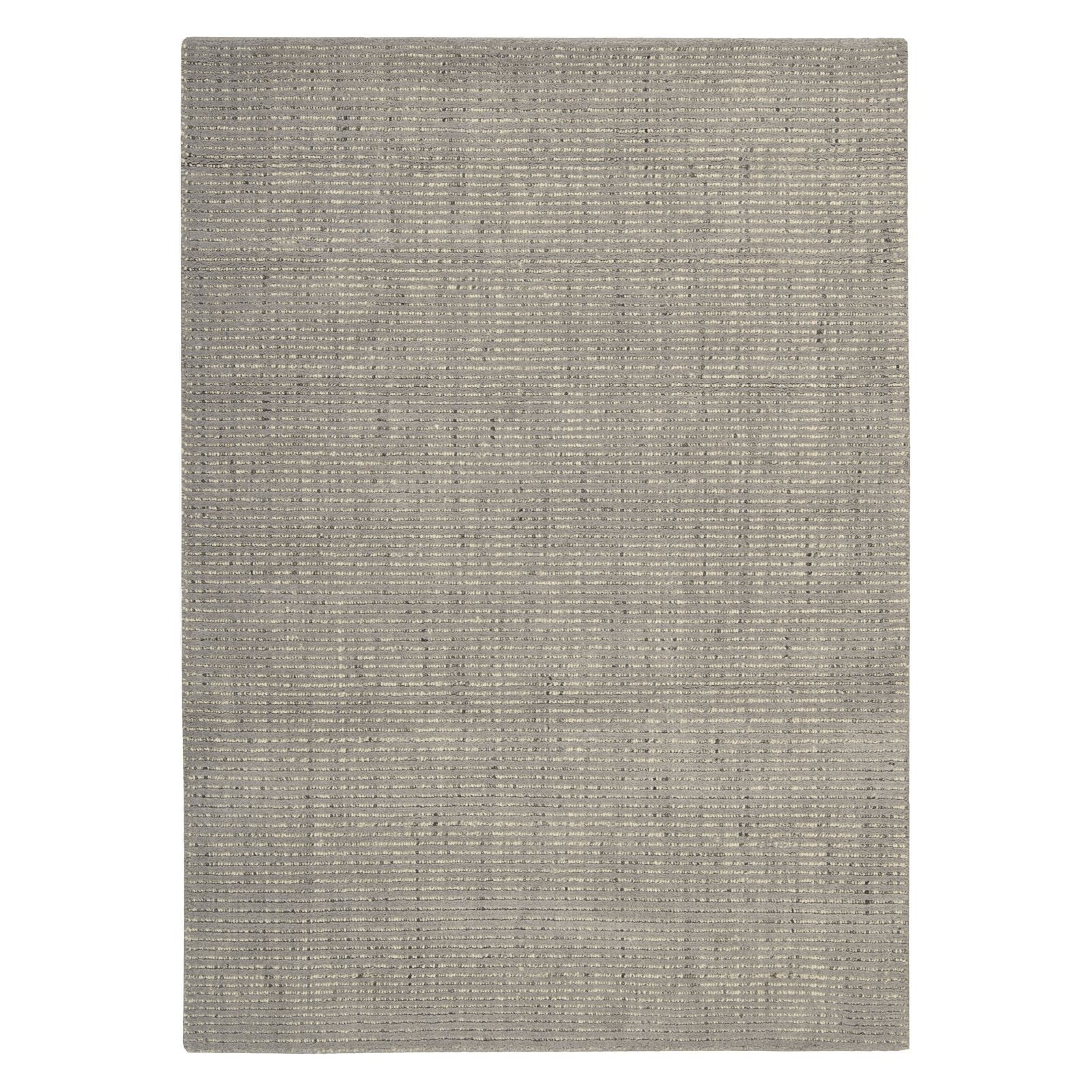 "Intermix Smoke Rug - 4 Sizes Available Rugs Nourison 5'3"" x 7'5"" Area"