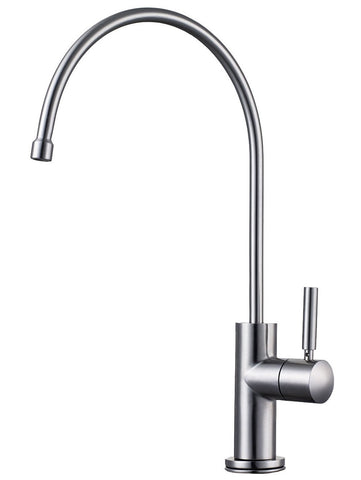 Solid Brushed Stainless Steel Drinking Water Dispenser Faucets Alfi