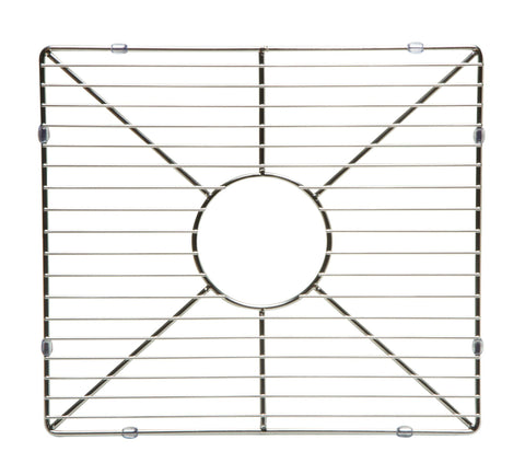 Stainless steel kitchen sink grid for AB3918DB, AB3918ARCH Accessories Alfi