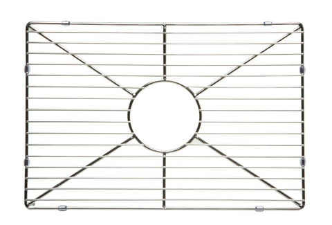Stainless steel kitchen sink grid for AB2418SB, AB2418ARCH, AB2418UM Accessories Alfi