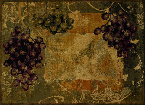 Affinity Collection Rug - Sc Vineyard (5 Sizes)