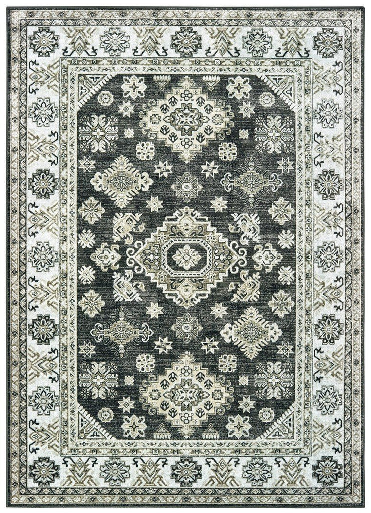 "Royalton Collection Rug - Smoke (8 Sizes) Rugs United Weavers X-Large 9'4"" x 11'8'"