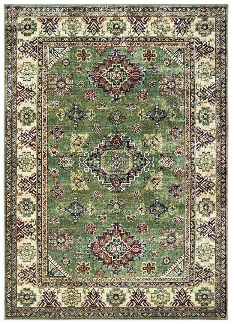 "Royalton Collection Rug - Green (8 Sizes) Rugs United Weavers X-Large 9'4"" x 11'8'"