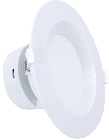 "6"" LED SnapTrim Recessed Canless Downlight (Choose Light Color)"