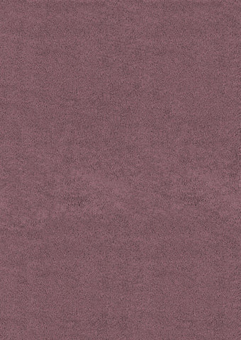 "Aria Collection Rug - Brushstrokes Plum 5'3"" x 6'"