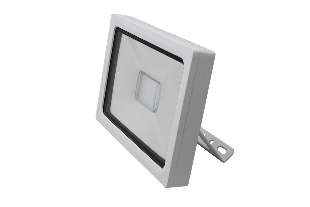 SunRiver Slim Flood Light - 120V - 50W - 3000K Architectural LED Trail
