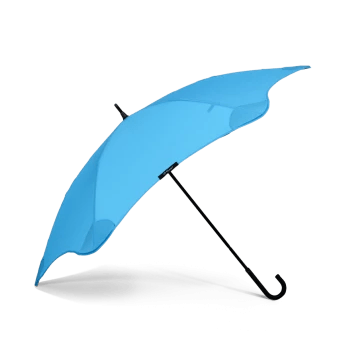 Blunt Lite Full-Length Umbrella Aqua Accessories Blunt Umbrellas