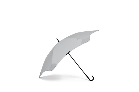 Blunt Lite Full-Length Umbrella Grey