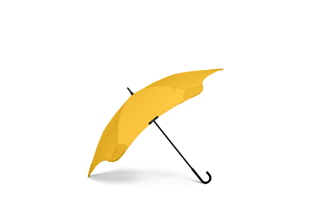 Blunt Lite Full-Length Umbrella Yellow Accessories Blunt Umbrellas