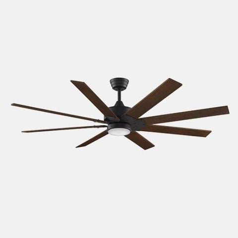 Levon Custom DC Ceiling Fan Motor - Dark Bronze Fans Fanimation Bronze