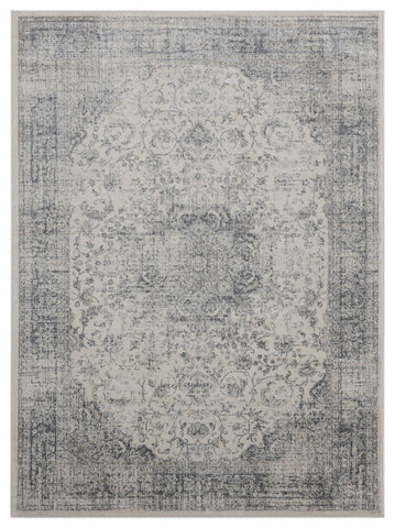 Clairmont Collection Collection Rug - Grey (7 Sizes and Shapes)
