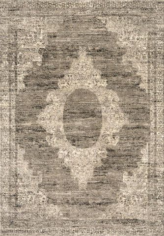 Serenity Collection Rug - Grey (5 Sizes)