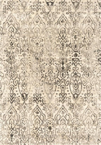 Serenity Collection Rug - Cream (5 Sizes)