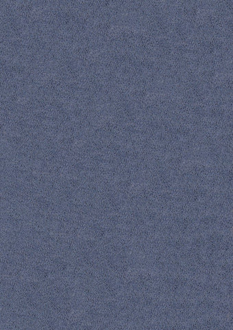 "Aria Collection Rug - Brushstrokes Blue 5'3"" x 6'"