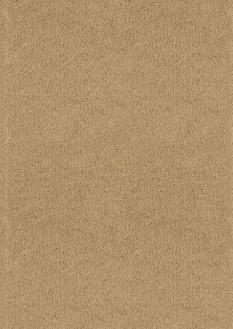 "Aria Collection Rug - Brushstrokes Beige 5'3"" x 6'"