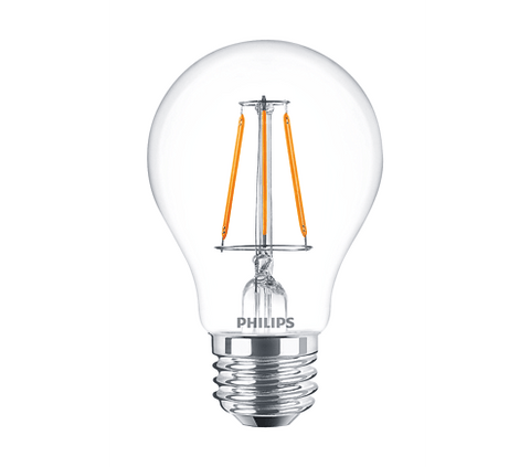 Philips 2W A15 Filament 822 Non-Dimmable (Set of 10) Bulbs Philips