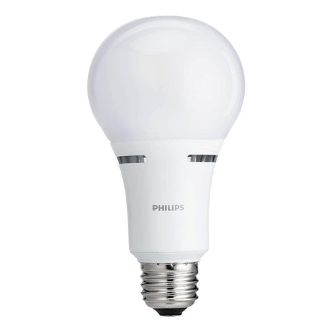 Philips 18W A21 2700-White Dimmable (Set of 6) Bulbs Philips