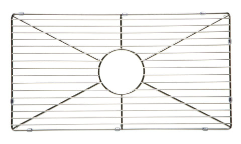 Stainless steel kitchen sink grid for AB3018SB, AB3018ARCH, AB3018UM Accessories Alfi
